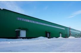 Отапливаемый склад 3000 м.кв.