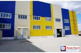Неотапливаемый склад 900 м.кв.